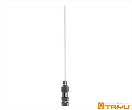 [取扱停止]木村式ルンバール針 中 角基 20G 0.9×70mm #-131M