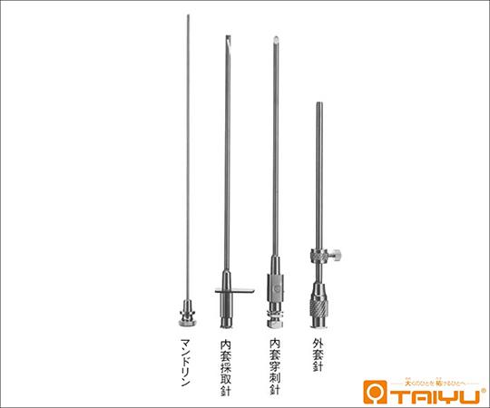 [取扱停止]胸・肋膜生検針(コープ針) 11G 3.0×80mm K18-01