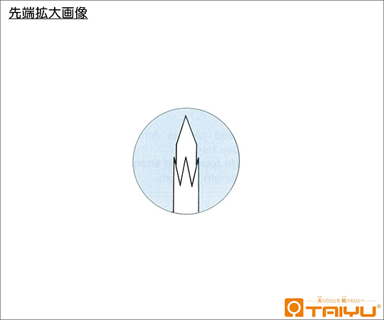 [取扱停止]天木式骨髄生検針 11G 3.0×80mm K20-01