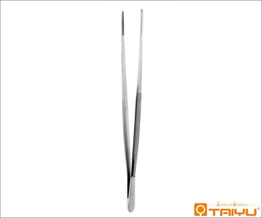 長鑷子 有鈎 併式 ダボ無 全長30cm TY-071B0