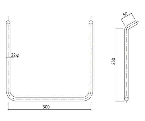 タラップ ステンレス丸鋼 SST-22-300x250 SST-22-300x250