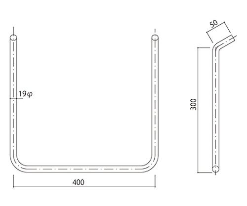 タラップ 鋼製 T-19-400x300