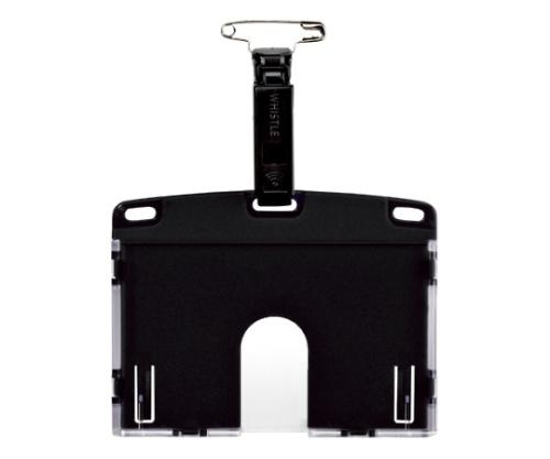 タッグ名札 アーバンスタイル ハードタイプ 黒