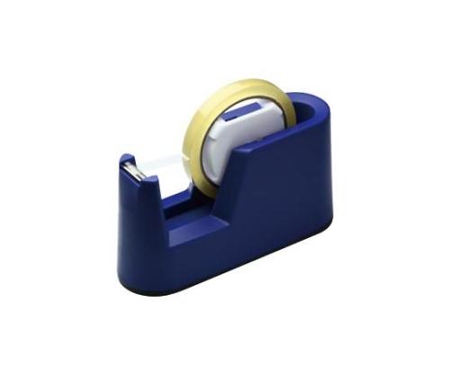 テープカッター スリム ブルー TC-227-B
