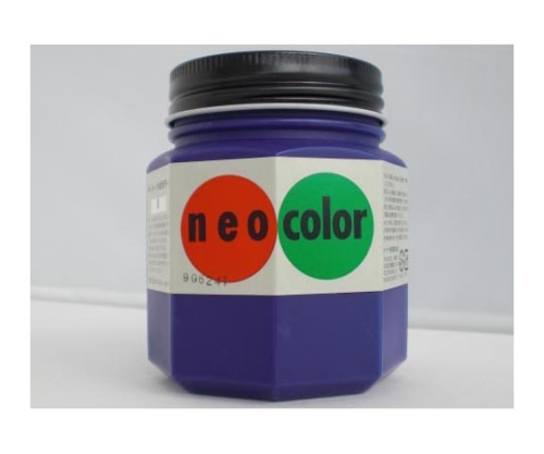 ネオカラー 250ml瓶入(インク色:紫) 250mlビンイリ・イッパンヨウ