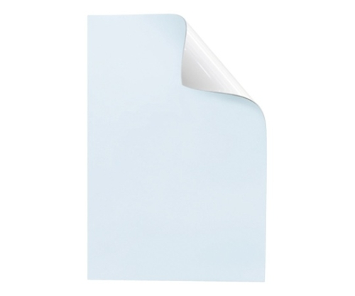 吸着ホワイトボードシート ブルー MKS-6090B