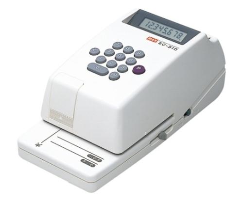 電子チェックライタ EC-310