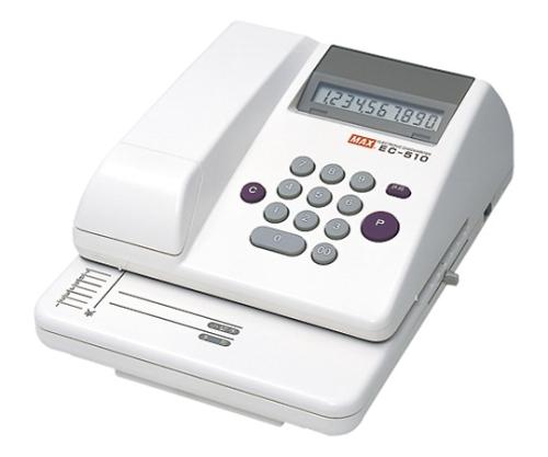 電子チェックライタ EC-510