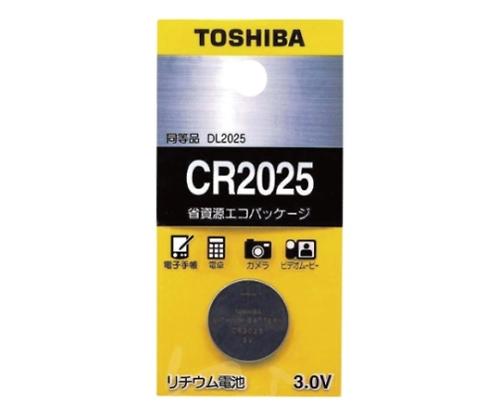 コイン形リチウム電池 CR2025EC