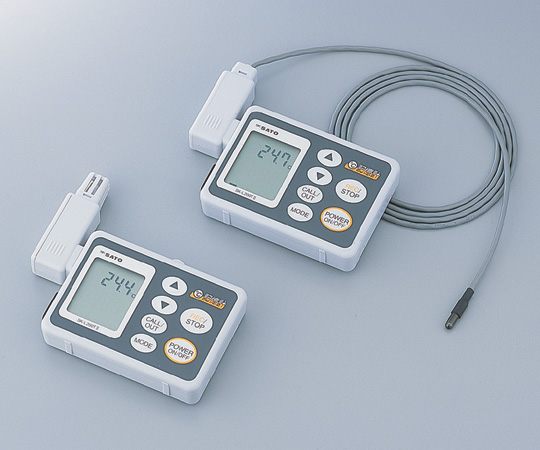 記憶計(R)SK-L200TⅡ(温度分離型、JCSS校正証明書付)