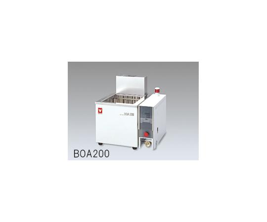 61-9659-14 大型恒温油槽 BOA200[Yamato Scientific Co., Ltd.] Large Temperature Oil Bath
