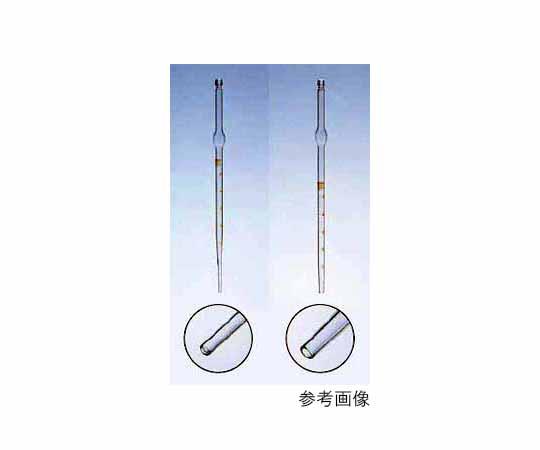 カルスピペット(駒込ピペット穴大タイプ) 2mL(10本)