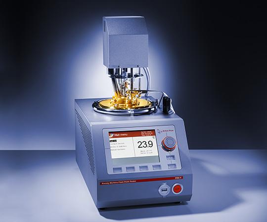 ペンスキーマルテンス引火点試験器 PMA5