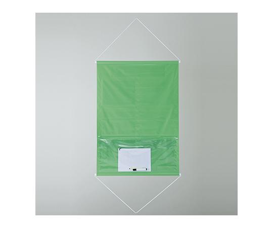 工事管理懸垂幕(ポケット数6)水色
