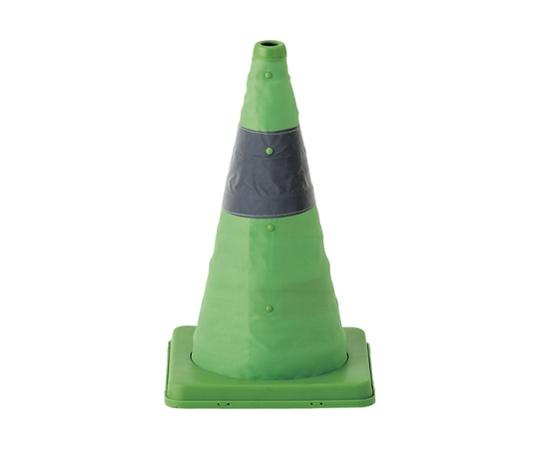 伸縮式三角コーン