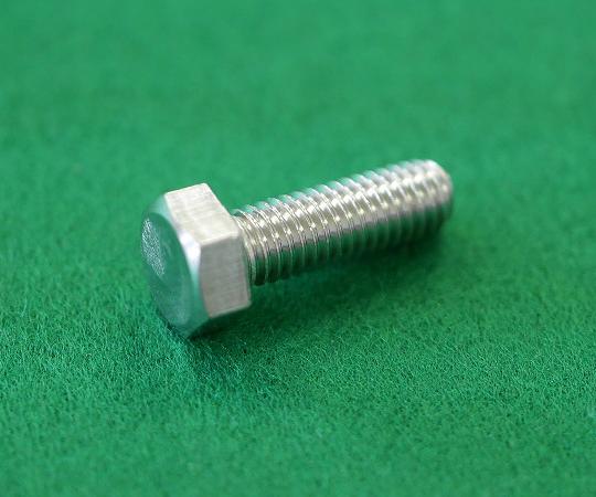 六角ボルト(全ねじ) ステンレス サイズ6×10mm 20個入り 等