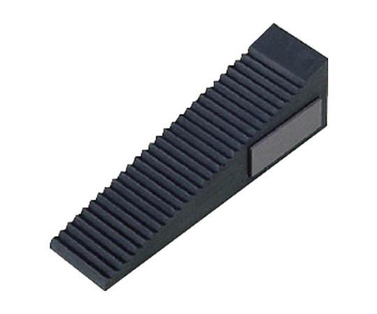 ドアストッパー マグネット付 ゴム製 30×120×35H