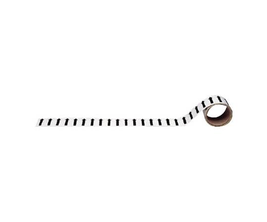 配管識別テープ 矢印(小) アルミ 50mm幅×2m AC17S