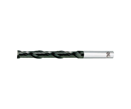 超硬スクエアエンドミル FXコート2刃エキストラロング