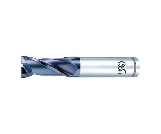 VコーティングXPMエンドミル(2刃ショート形)