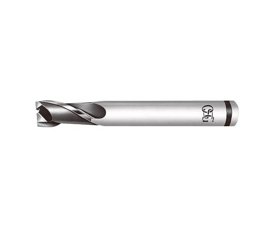 ハイススクエアエンドミル XPM2刃ショート XPM-EDS-10.5