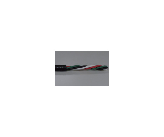 耐油、耐熱、柔軟フレキシブルコード ハイパーソフトHPF♯300 (0.75sq 8.4mm) 10m