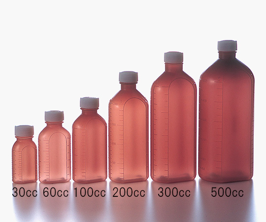 B型投薬瓶(茶)