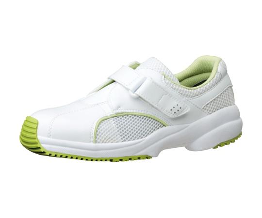 軽量メディカル作業靴 CSS-01N グリーン