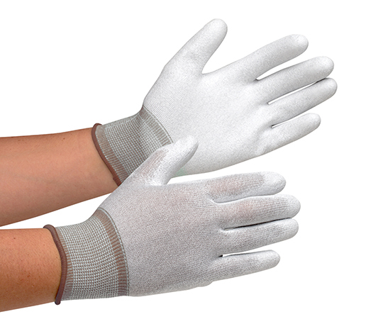 静電気拡散性手袋(手のひらコート)