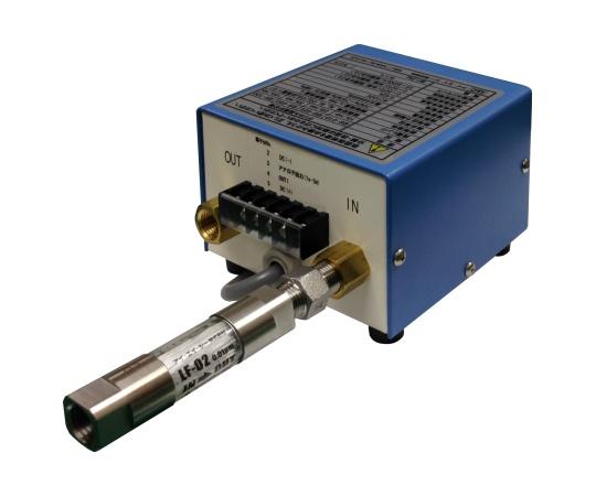 [取扱停止]デジタル流量計 2~100L/min IDS-100F