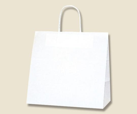 HEIKO 紙袋 25チャームバッグ 25CB 30-3 白無地 50枚 003267110