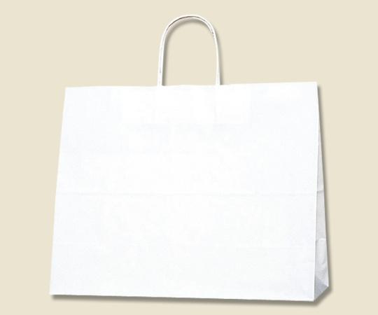 HEIKO 紙袋 25チャームバッグ 25CB 38-3 白無地50枚 003272100