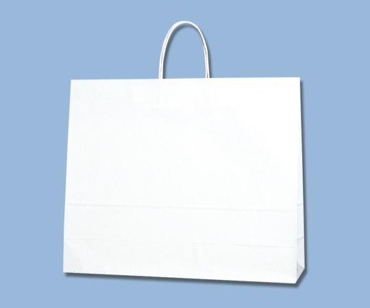 HEIKO 紙袋 25チャームバッグ 25CB 50-2 白無地 50枚 003298000