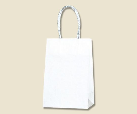 HEIKO 紙袋 スムースバッグ 16-2 白無地 25枚 003137800