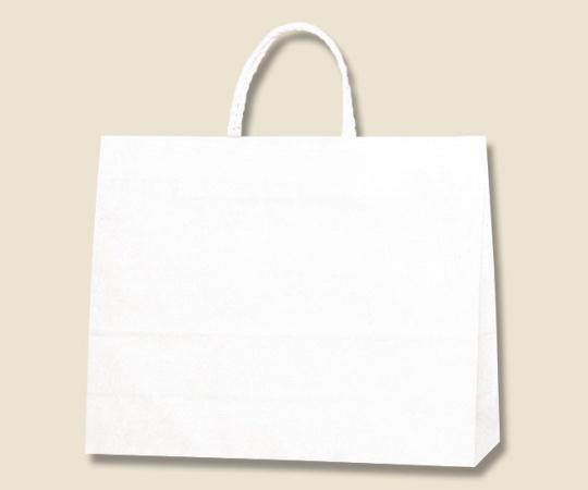HEIKO 紙袋 スムースバッグ Y-3 白無地 25枚 003157000