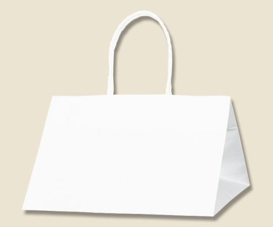 HEIKO 紙袋 Pスムース 27-27 白無地 25枚 003155350