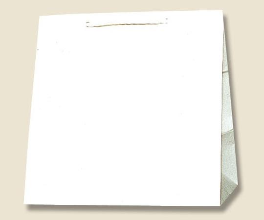 HEIKO 紙袋 T型チャームバッグ W2 白無地 50枚 003160500