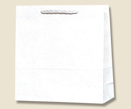 HEIKO 紙袋 T型チャームバッグ 3才 白無地 50枚 003151600