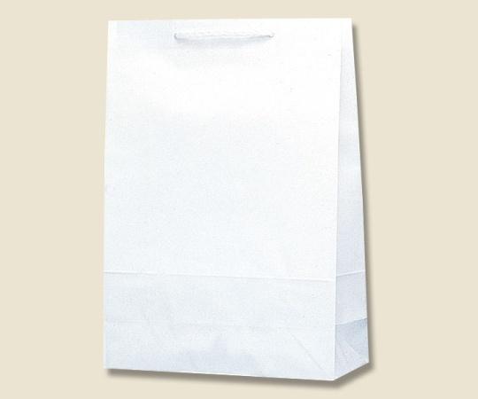 HEIKO 紙袋 T型チャームバッグ 2才 白無地 50枚 003130600