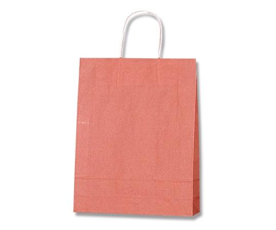HEIKO 紙袋 25チャームバッグ 25CB MS1 紅 50枚 003276700