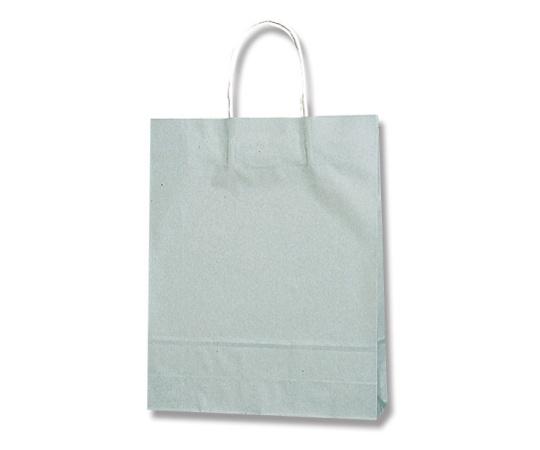 HEIKO 紙袋 25チャームバッグ 25CB MS1 グレー無地 50枚 003276500