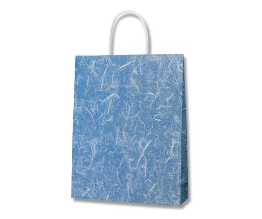 HEIKO 紙袋 25チャームバッグ 25CB MS1 雲竜青 50枚 003276131