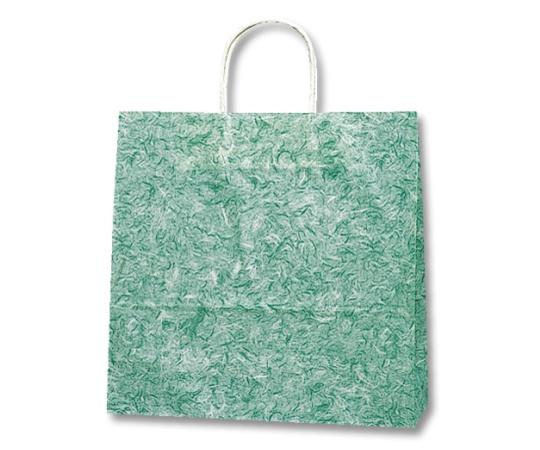 HEIKO 紙袋 25チャームバッグ 25CB 3才 雲竜 緑 50枚 003260200