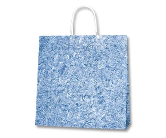HEIKO 紙袋 25チャームバッグ 25CB 3才 雲竜 青 50枚 003260201