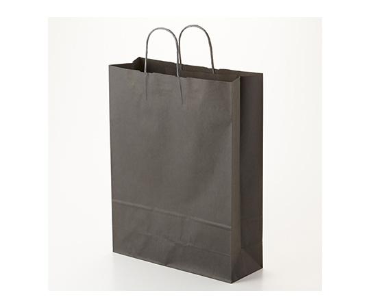 HEIKO 紙袋 25チャームバッグ 25CB 2才 黒無地 50枚 003217000