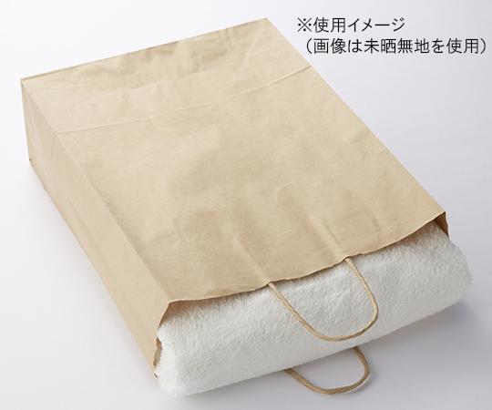 HEIKO 紙袋 25チャームバッグ 25CB 2才 ギンガムミニ 青 50枚 003227600