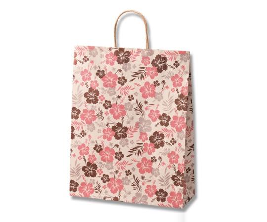 [取扱停止]HEIKO 紙袋 25チャームバッグ 25CB 2才 アロアロ P 50枚 003230431