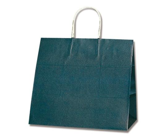 HEIKO 紙袋 25チャームバッグ 25CB 32-4 藍 50枚 003268103