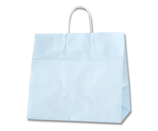 HEIKO 紙袋 25チャームバッグ 25CB 34-1 パールブルー 50枚 003269922