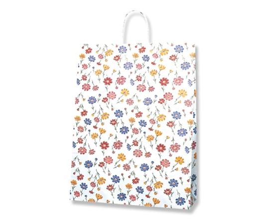 [取扱停止]HEIKO 紙袋 25チャームバッグ 25CB カスタムB シンディ 50枚 003282500